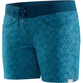 NRS W's Beda Shorts Moroccan Blue